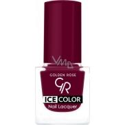 Golden Rose Ice Color Nail Lacquer nail polish mini 143 6 ml
