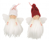 Hairy angel for hanging 7 cm 1 piece