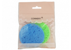 Connert Make-up remover cellulose for makeup set of 2 pieces