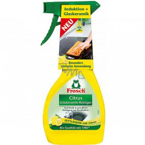 Frosch Eko Lemon cleaner for induction and ceramic hob sprayer 300 ml