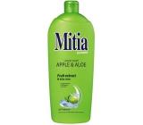 Mitia Apple & Aloe liquid soap refill 1 l