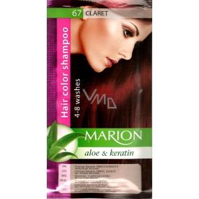 Marion Toning Shampoo 67 Dark burgundy 40 ml