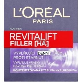 Loreal Paris Revitalift Filler HA filling anti-aging day cream 50 ml