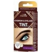 Joanna Tint Eyebrow and eyelash cream 3.0 brown 15 ml