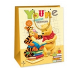Ditipo Disney Gift Paper Bag XL Winnie the Pooh, Youre Great Reader 33 x 10.2 x 45.7 cm