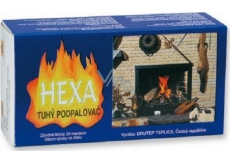 HEXA rigid firebox 200g box