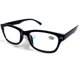 Glasses diop.plast black +1,5 MC2079