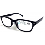 Berkeley Optical reading glasses +1,5 plastic black 1 piece MC2079