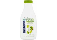 Lactovit Fruit Kiwi + grapes spr.gel antioxidant 500 ml 1905