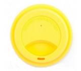 Jack N Jill Silicone crucible lid yellow 8.7 x 1.8 cm
