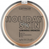 Catrice Holiday Skin bronzer for face and body 020 Off To The Island 8 g