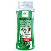 Bione Cosmetics Aloe Vera two-phase soothing eye and skin make-up remover 255 ml