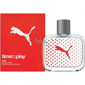 Puma Time To Play Man toaletní voda 25 ml