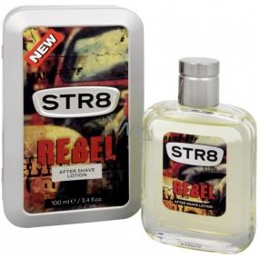 Str8 Rebel voda po holení 50 ml