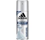Adidas Adipure 24h antiperspirant deodorant spray without aluminum salts for men 150 ml