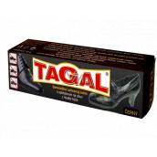 Tagal black self-polishing protective cream for shoes 50 g