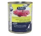 Dr. Clauders Krůta s bramborem kompletní superprémiové krmivo pro dospělé psy 800 g
