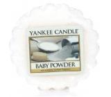 YANKEE CANDLE BABY POWDER AIR WAX IN AROMALAMP
