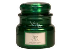 Village Candle Citrus Wreath - Citrus Wreath scented candle in glass 2 wicks 11oz burning time 55 hours 262 g