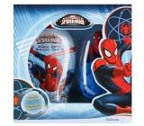 Marvel Spidermans Shower Gel 250 ml + Sponge Gift Set for Kids