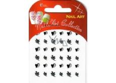 Absolute Cosmetics Nail Art Nail Stickers 10100-8 1 sheet