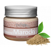 Saloos Moroccan clay Rhassoul body and face mask 150 g