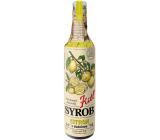Kitl Syrob Bio Lemon with pulp syrup for homemade lemonade 500 ml