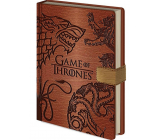 Epee Merch Game of Thrones Game of Thrones - Sigils Block A5 21 x 15 cm premium lined