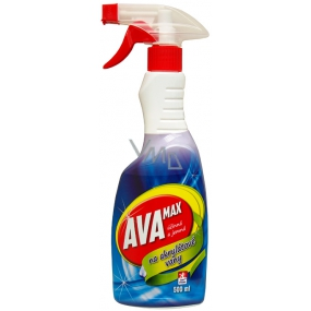 Ava Max cleaner for acrylic bathtubs spray 500 ml
