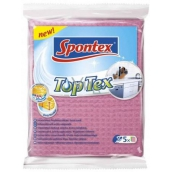 Spontex Top Tex Multipurpose Sponge Cloth 5 pcs