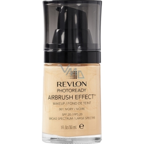 Revlon PhotoReady Airbrush Effect Makeup 001 Ivory 30 ml