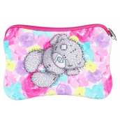 Me to You Neoprene cosmetic bag, Flower case 17.5 cm x 11.5 cm x 1.5 cm