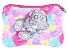 Me to You Neoprene cosmetic bag, Flower case 17.5 cm x 11.5 cm x 1.5 cm