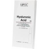 Pierre René Medic Kyselina hyaluronová 0,5% v ampulích 7 x 2 ml
