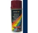 Motip Škoda Acrylic Car Paint Spray SD 4628 Blue iris 150 ml