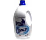 Lanza Fresh & Clean White Gel liquid detergent for white linen 90 doses of 4.5 l