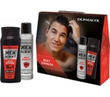 Dermacol Men Agent Sexy Sixpack SG 250 ml shower gel + antiperspirant spray 150 ml