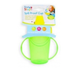 First Steps Mug with two handles green 236 ml