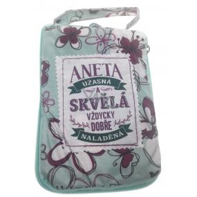 Albi Foldable bag with zipper Aneta 42 x 41 x 11 cm