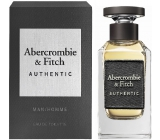 Abercrombie & Fitch Authentic Man EdT 50 ml eau de toilette Ladies
