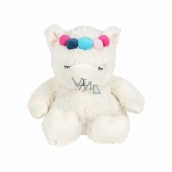 Albi Warm mini plush with the scent of Lavender Lama height approx. 23 cm