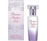 Christina Aguilera Eau So Beautiful Eau de Parfum for Women 15 ml