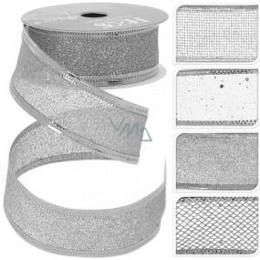 Silver ribbon mix 2700 x 25 mm 1 piece