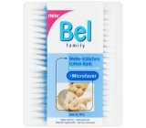 Bel Family Cotton sticks in a box of 200 pieces