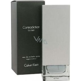 Calvin Klein Contradiction EdT 50 ml men's eau de toilette