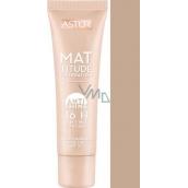 Astor Mattitude Foundation Anti Shine 16h Shine Control Makeup 091 Light Ivory 30 ml