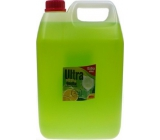 Mika Ultra Lemon and Lime dishwashing detergent 5 l