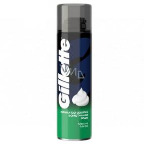Gillette Classic Menthol shaving foam for men 300 ml