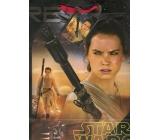 Ditipo Gift paper bag 26.4 x 12 x 32.4 cm Disney Star Wars