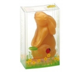 Kappus Rabbit golden soap in an attractive, transparent box of 75 g